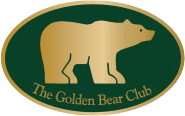 The Golden Bear Golf Club Logo